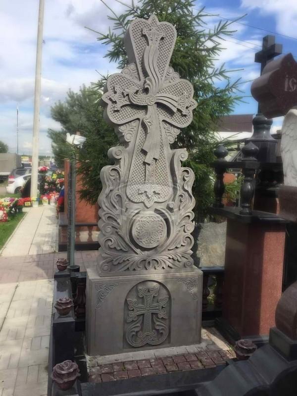 Заказать памятник Дорогобуж Ваза. Покостовский гранит Смоленск